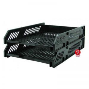 EASYMGLOBE_DT-368文件盤(黑色藍色灰色)$28-800x800ATE DT-368-3 A4 三層文件盤