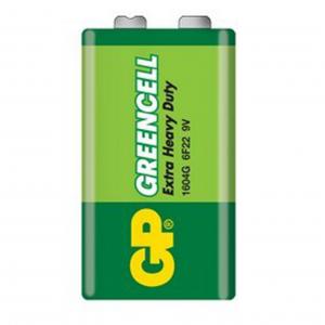 GP 重量級碳性電池 9V 1粒收縮裝