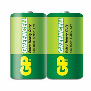 GP 重量級碳性電池 C