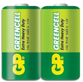 GP 重量級碳性電池 D