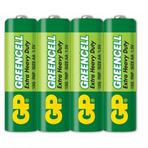 GP 重量級碳性電池AA