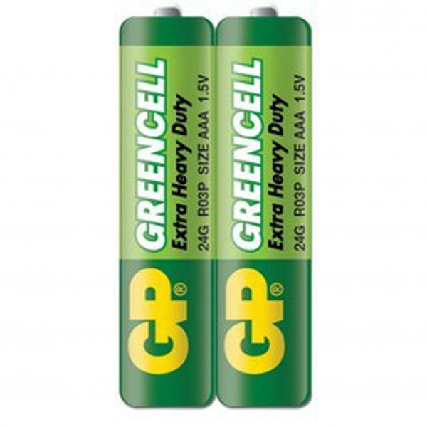GP 重量級碳性電池AAA
