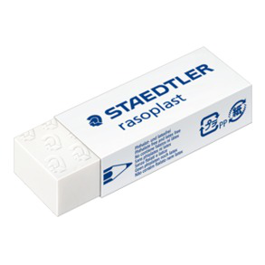 STAEDTLER 526 B20 大擦膠(白色)