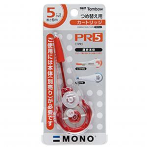 TOMBOW CT-PR5 改錯帶芯(5mm)