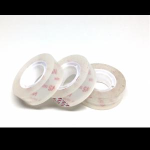 "WS 3/4"" (18mm) X 33碼大碼裝透明膠紙(8卷筒)"
