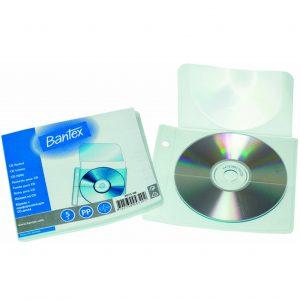 Bantex 2075鐳射光碟膠套