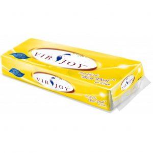 Virjoy 三層廁紙 135g 超抵版 黃色 10卷 (Y212VPY)