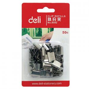 DELI 8592 補充推夾(50入)