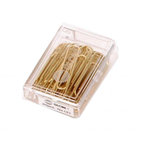 GLOBE NO.121 金色珍寶萬字夾 (20入)