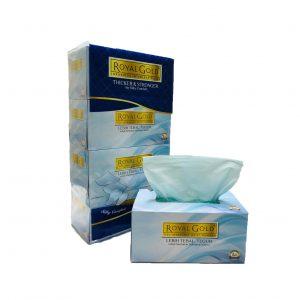 Royal Gold Elegant Bathroom Tissue