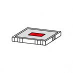 SHINY S-400-7D 回墨印章替換印台(藍色+紅色黑色+紅色)
