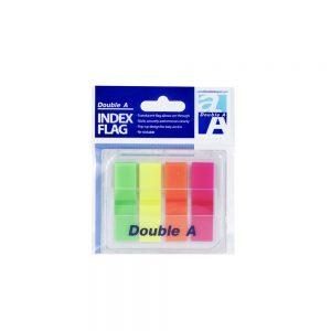 Double A FI080514-EN 螢光索引旗仔