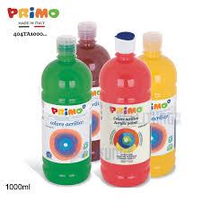 PRIMO ACRYLIC PAINT 塑膠彩 1000ml